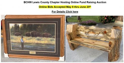 Lewis County Online Auction Fundraiser